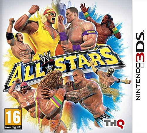 Third Party - WWE all stars Occasion [3DS] - 4005209150088
