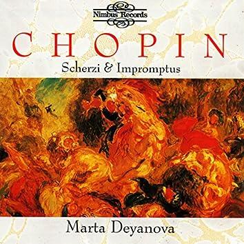 Chopin: Scherzo & Impromptus