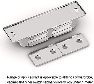 36 x 23 x 13mm Door Stay Magnetic Cupboard Wardrobe Door Catch Buckle