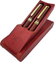 exotic wood fountain pens