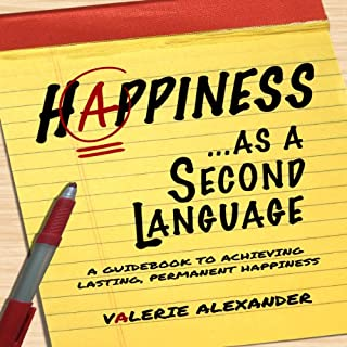 Happiness as a Second Language audiobook cover art