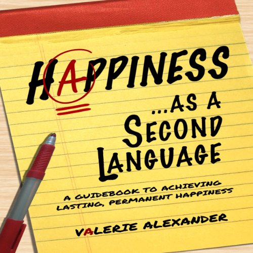 Happiness as a Second Language cover art