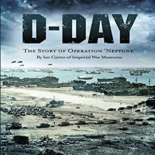 D-Day: The Story of Operation Neptune cover art