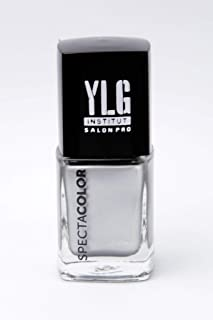 YLG Spectacolor Sparkle Nail Polish Grey Pearl A286