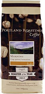 Portland Roasting Light Morning Coffee (whole bean)