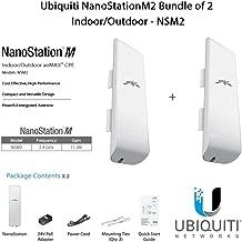 Best ubiquiti nanostation m2 Reviews