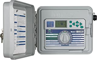 Hunter Sprinkler IC600PL I-Core Dual Controller 48-Station Controller Base Model with Plastic Cabinet
