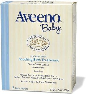 AVEENO BABY Eczema Care Soothing Bath Treatment