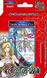 Force Of Will Valentina The Princess of Love (Water) FOW Alice Cluster Twilight Wanderer Starter Deck - 51 Cards