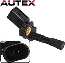 AUTEX 1Pc Rear Right ABS Wheel Speed Sensor 1K0927808 GEGT7610-506 SU11906 1K0927808 Compatible with AUDI A3 2006-2013/AUDI TT 2008-2009/SEAT LEON 2007-2011/Replacement for VOLKSWAGEN BEETLE 12-17