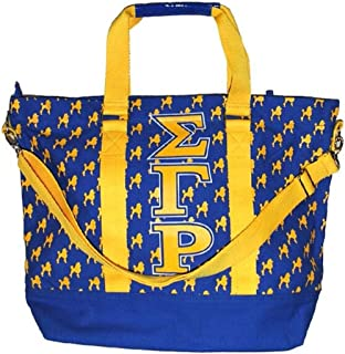Sigma Gamma Rho Canvas Bag - SGR
