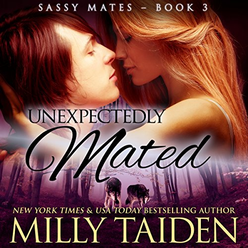 Unexpectedly Mated audiobook cover art