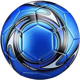 Gazaar Balón de entrenamiento ligero de fútbol, tamaño 5, partido oficial para adultos Junior Kids Soccer Eleven Club Equipo interior al aire libre, juguete de juego profesional