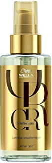 Wella Professionals Oil Reflections Smoothing Oil, 3.38 fl oz, 100 ml
