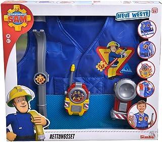 Fireman Sam Fireman Rescue Set, Simba; 109252380038