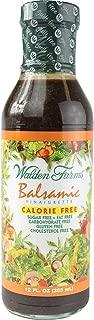 Walden Farms Calorie-Free Balsamic Vinaigrette, 12 Ounce (Pack of 6)
