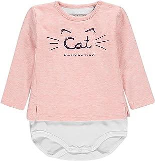 Mädchen Baby NEU bellybutton Shirt-Body langärmlig mit Sternenprint Jungen