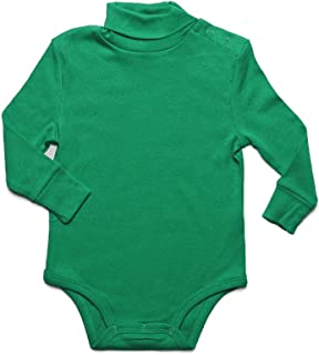green long sleeve onesie