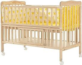 tutti bambini white sleigh cot bed