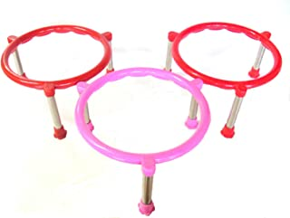 Shree Matka Stand Plant Pot Stand ,(Set Of 3 Pcs)