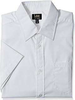 Lee Uniforms Men's Short Sleeve Dress Shirt