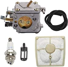 Yermax Carburetor with Air Filter Repower Kit for Stihl 041 041AV 041 Farm Boss Gas Chainsaw