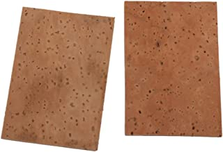 2PCS Neck Cork Sheet for Alto/Soprano/Tenor Saxophone