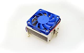 *NEW* Blue Fin CPU Heatsink Fan Cooler Socket 462 7 A AMD XP Sempron Duron