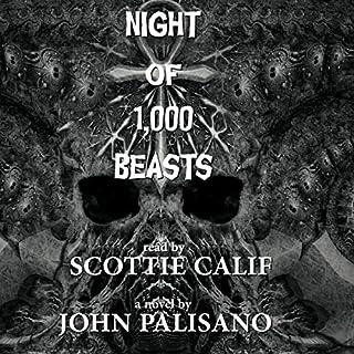Night of 1,000 Beasts audiobook cover art