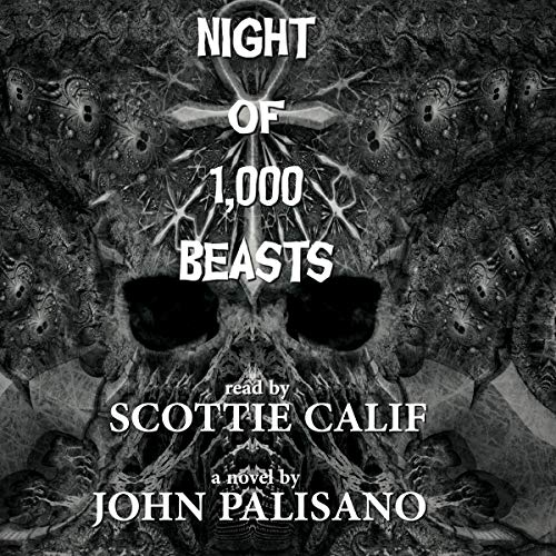 Night of 1,000 Beasts audiobook cover art