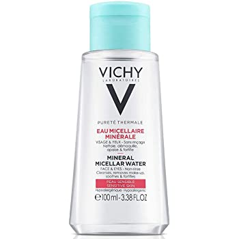 Vichy Pureté Thermale One Step Micellar Cleansing Water & Makeup Remover
