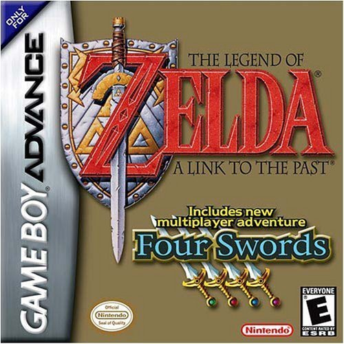 The Legend of Zelda: A Link to the Past (Includes Four Swords Adventure) (Renewed)