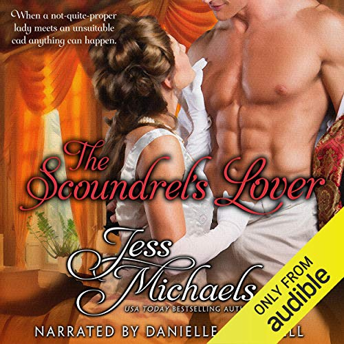 Couverture de The Scoundrel's Lover