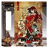 CAIJUN Bambú Natural Persianas Enrollables, Enrollar Cortinas De Bambú Oscurecimiento De La Habitación Ajuste Fácil por Casa Oficina Ciego, Personalizable (Color : A, Size : 110x150(43'x59'))