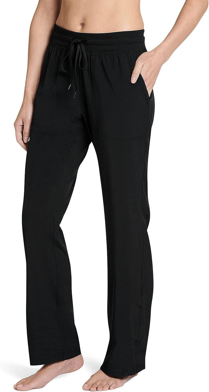 Jockey Women's Activewear Adjustable Ankle Pant