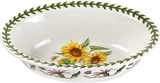 Portmeirion Botanic Garden Sunflower Oval Pie Dish