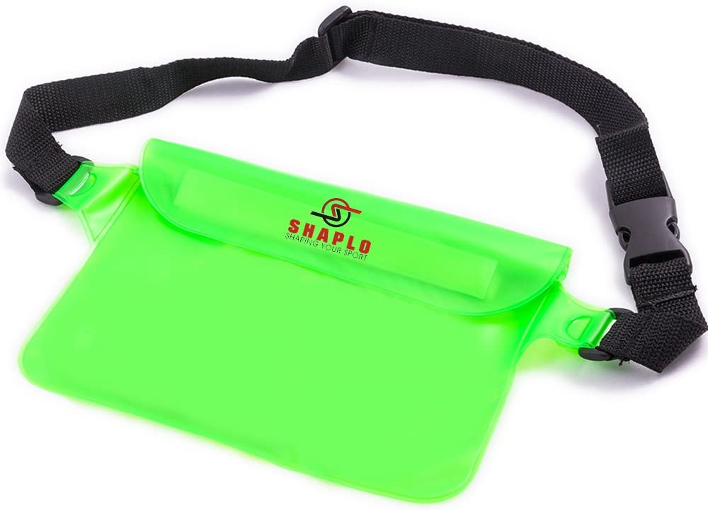 SHAPLO 100% Waterproof Pouch with Waist Bag 2021 new Strap t X-Large quality assurance Dry