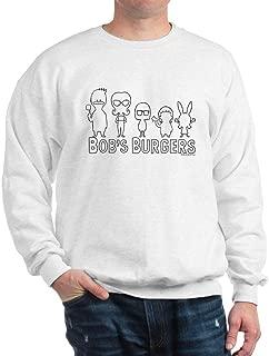 Bob's Burgers Family Outline Sweatshirt Sweatshirt