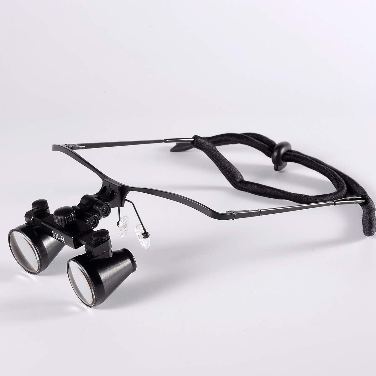 Songzi Optics Colorado Springs Mall 2.5X 3X New Shipping Free 3.5X Half Medical Frame Optional Binocular