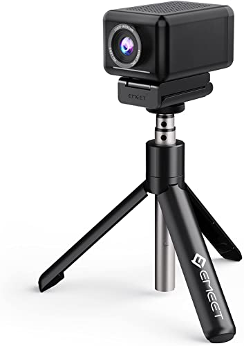 discount Conference Room Camera System with Tripod & Privacy Cover, AI Tracking& Zooming high quality eMeet Jupiter 1080P Webcam, Adjustable View new arrival Web Camera w/Software, All-in-One 1 Speaker& 4 Mics Enhanced Computer Camera sale