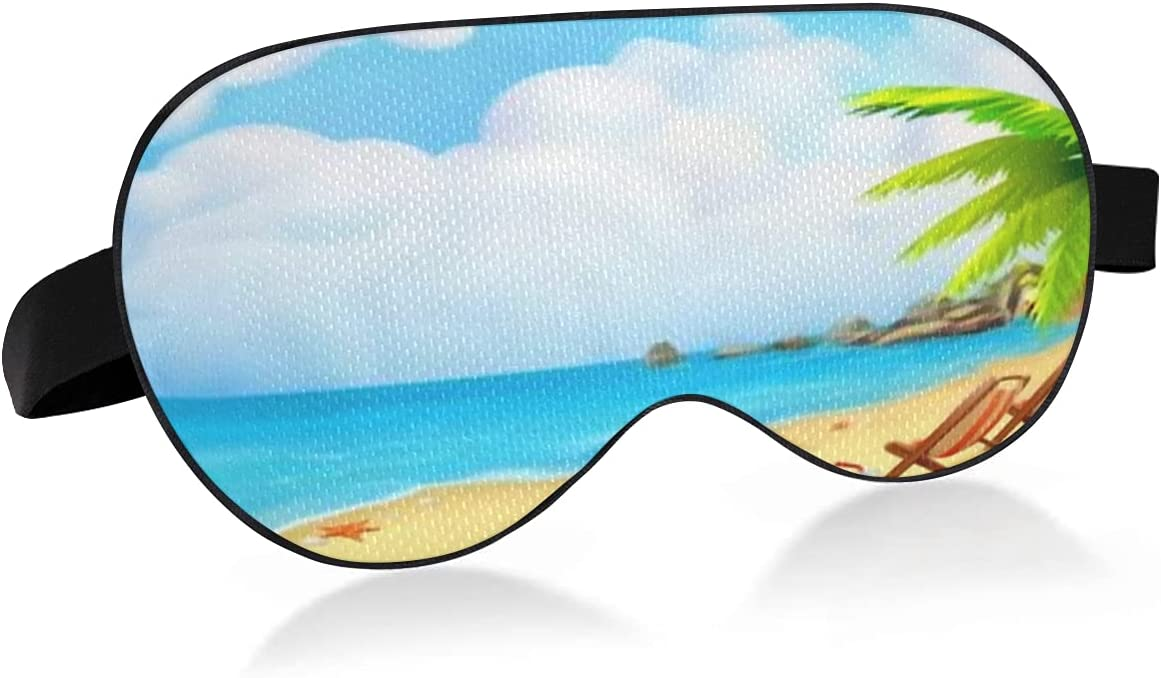 Sleep Mask with Eyes That Block and Light Dry Cheap mail order shopping Sea P Relieve A surprise price is realized