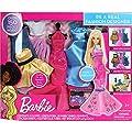 Tara Toys Barbie Be a Fashion Designer Doll Dress Up Kit