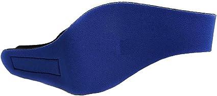 Einstellbar Schwimmendes Stirnband Ohrschutz Kopfband für Kind Erwachsene M