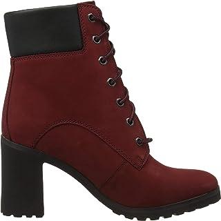 : Rouge Bottes et bottines Chaussures femme