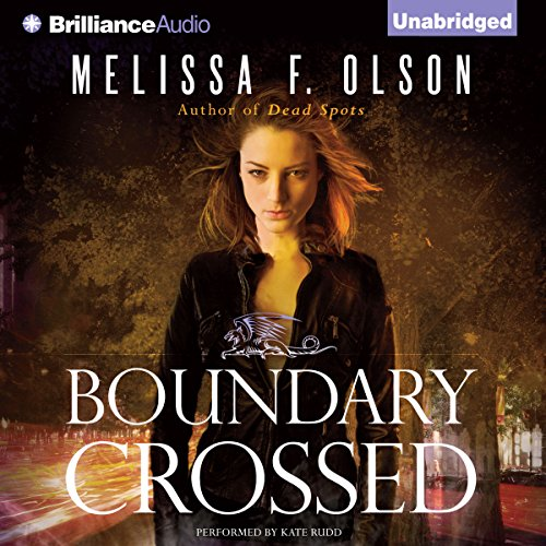 Boundary Crossed audiobook cover art