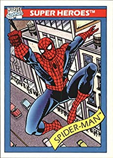 1990 Marvel Universe I #29 Spider-Man Trading Card