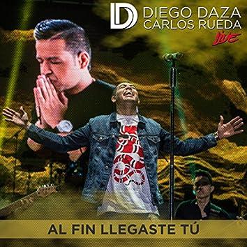 Al Fin Llegaste Tu (Live) - Single