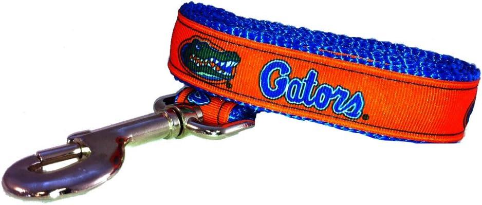 NCAA Florida Gators Special sale item Dog Team free Color Large Leash