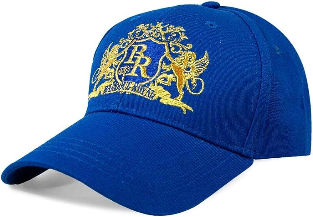 Baroque Ranking TOP4 Royal Men's Cotton Cap - Casual Surprise price Classy Ha Luxurious