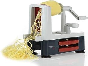 Westmark 4004094113369 Westmark Tri-Blade Vegetable Spiral Slicer, Silver, 4004094113369